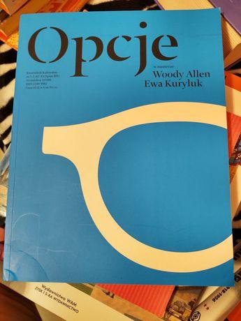 Opcje, lipiec 2011, Woody Allen, kwartalnik