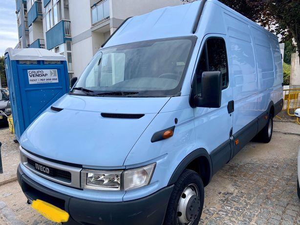 Transportes/ Mudanças e Aluguer de Carrinha com Motorista