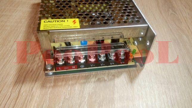 Блок питания адаптер 12V 15A 180W S-180 Metall для светодиодной ленты