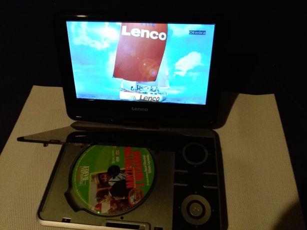 Odtwarzacz Telewizor 10 cali Lenco z dekod Dvbt 2