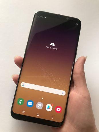 Телефон/Смартфон Samsung Galaxy S8 Plus Maple Duos 64GB Gold