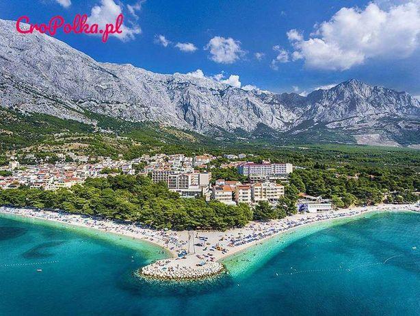 Chorwacja BASKA VODA, MAKARSKA, Apartamenty 2+2, 4+2, Noclegi, Pokoje