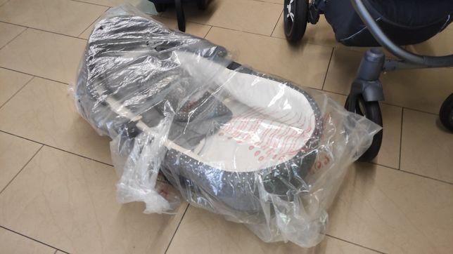 Wózek dziecięcy Bebetto Holland i nosidełko Maxi Cosi