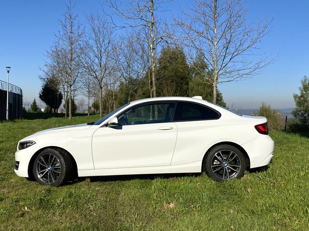BMW coupe serie 2