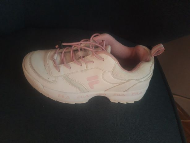 Fila buty dla dziewczynki