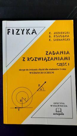 Fizyka K.Jezierski Zadania z rozwiązaniami