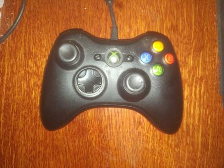 Проводной игровой джойстик геймпад для Xbox 360/PC
