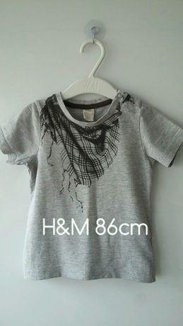 H&M Ramones bluzy body 86