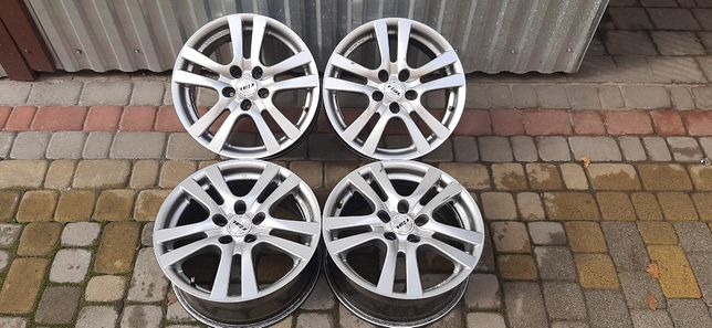 Диски Rial R16 5x112 7J ET38 Mercedes C E Skoda A5 A7 VW Jetta Passat