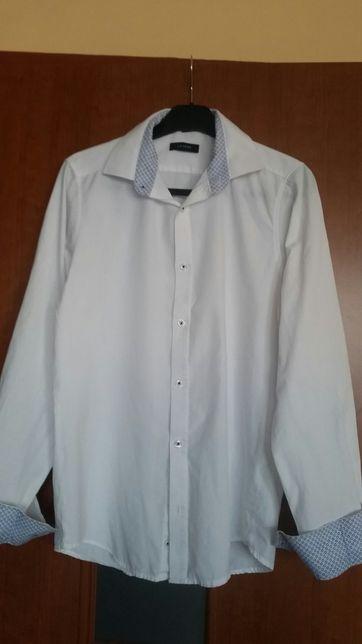 Koszula (Lavard) biała 38/182