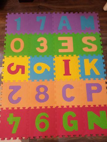 Puzzle piankowe babyono