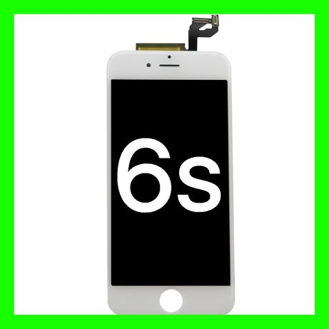 Дисплей iPhone 6s White + рамка Модуль Айфон 6 ес Тачскрин Сенсор LCD