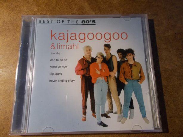 Limahl e Kajagoogoo cd