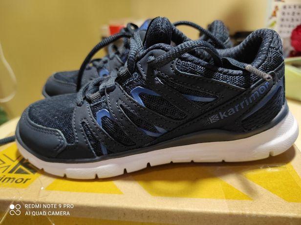 Кроссовки тёмно-синие karrimor duma, оригинал, размер 29, 17,5 см