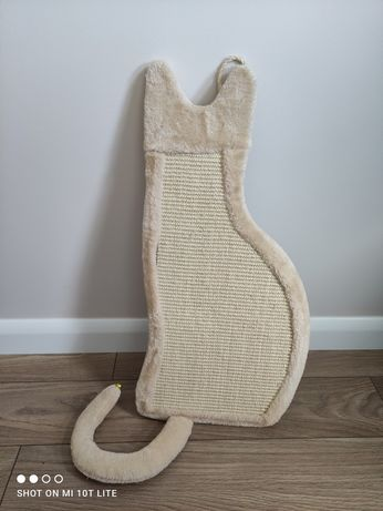 Drapak dla kota, z sznurka do powieszenia, nowy