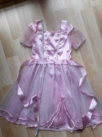 balowa sukienka letnia, 7-10 lat