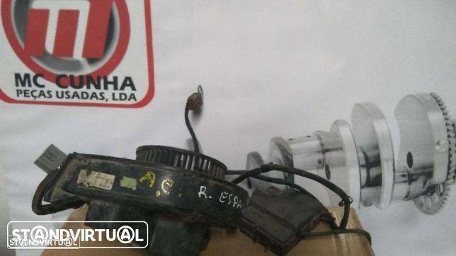 Motor ventilador sofagem Renault Espace com AC