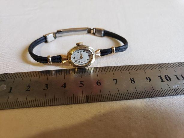 Женские золотые часы Longines, оригинал.