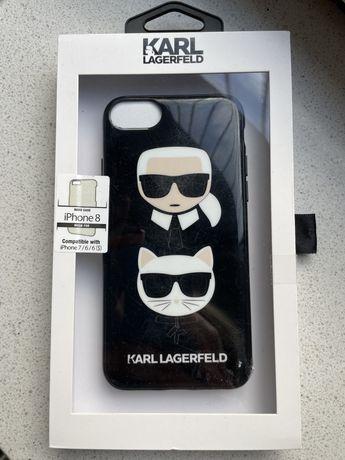 Karl Lagerfeld używane case na iphona 6/6s/7