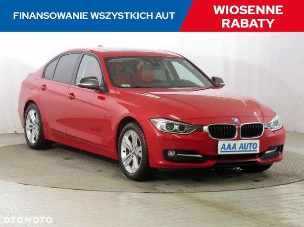 BMW Seria 3 320 d xDrive, 1. Właściciel, 181 KM, Skóra, Navi, Xenon, Bi-Xenon,