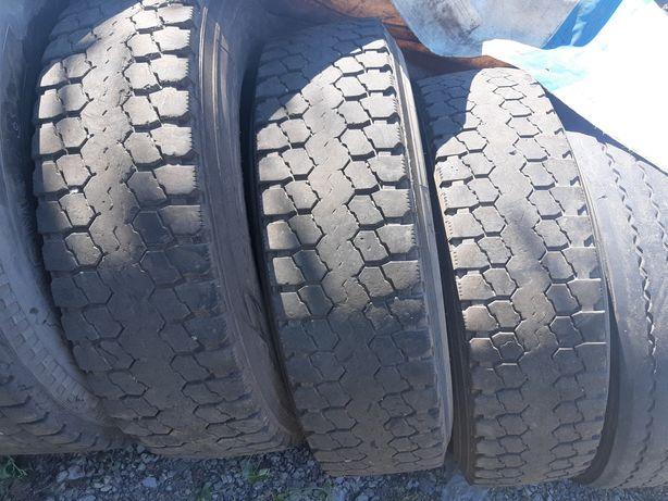 Грузовая шина Triangle тяга 295/80, руль 315/70, 315/80
