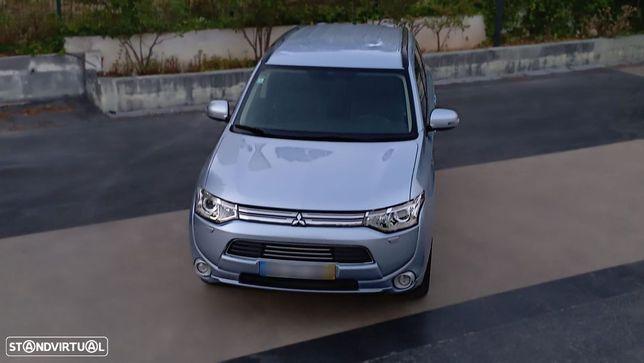 Mitsubishi Outlander EV PLUG IN HYBRID