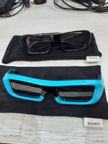 Okulary 3d sony
