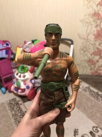 Игрушечная фигурка Hasbro Action Man Jungle Dart