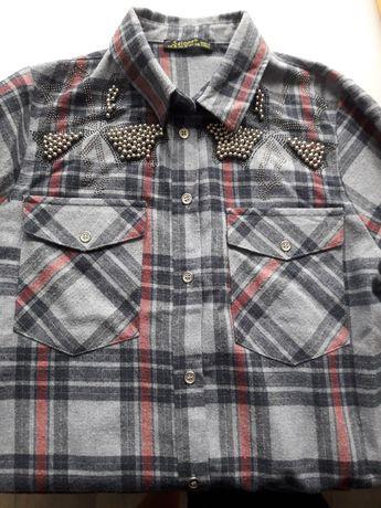 Рубашка для подростка или худенькую девушку