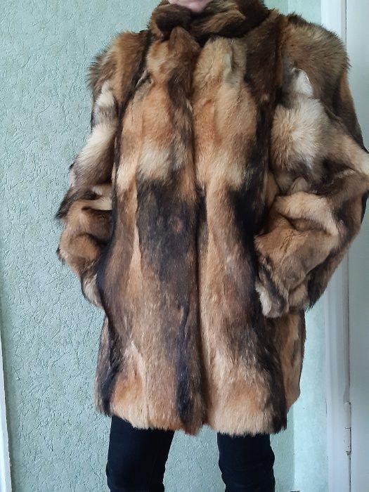 Продам полушубок из волка Кропивницкий - изображение 1