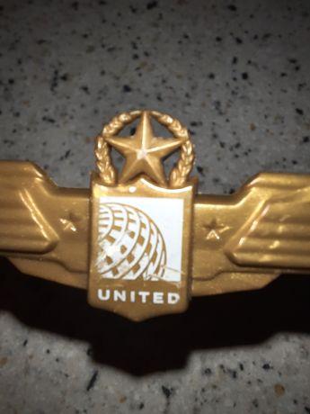 "Значок,вартий уваги!!! ""UNITED"""