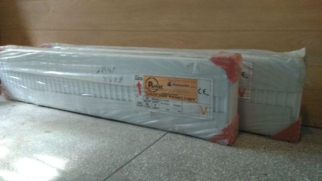 Grzejnik stalowy panelowy PERFEKT DK22CV 1400x300x100
