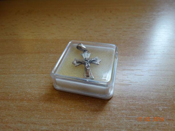 krzyżyk srebny