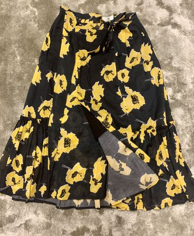 Attic and Barn maxi skirt