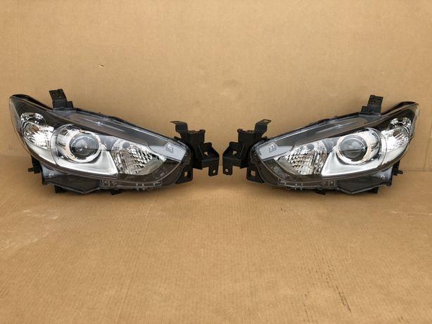 Фара фари Mazda 6 2012-