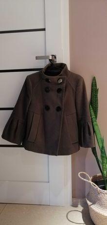 Krótki płaszcz Zara