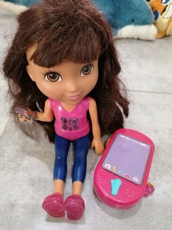 Lalka Dora interaktywna