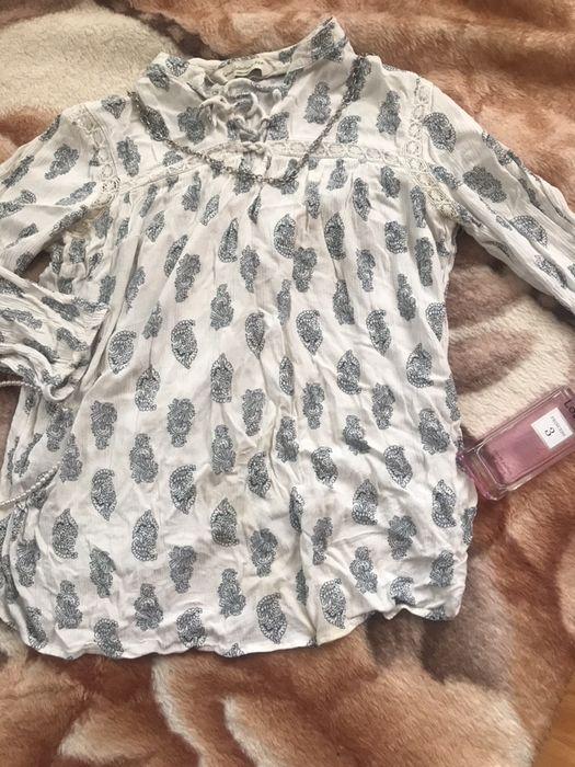 Блузка Верхнее Синевидное - изображение 1