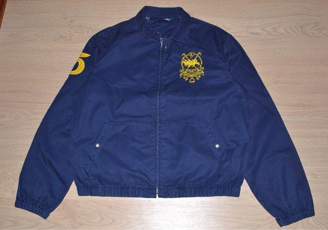 куртка харик Polo lacoste vintage hilfiger champion USA