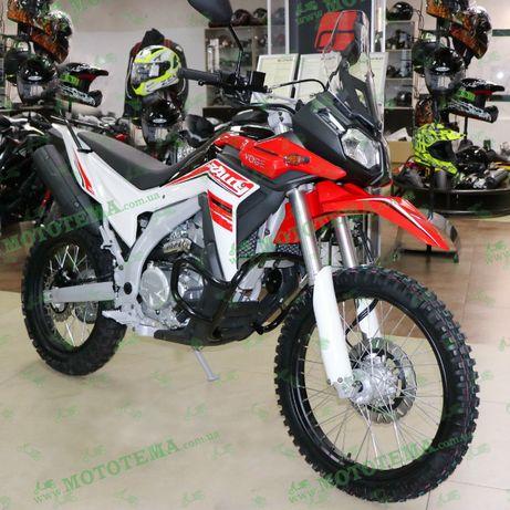 Мотоцикл тур-эндуро LONCIN VOGE DS2 PRO LX300GY-A
