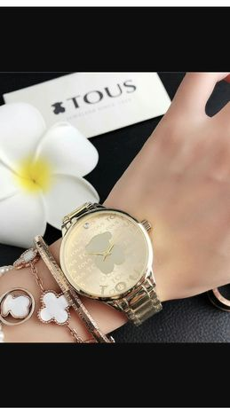 Piękne zegarki misiu