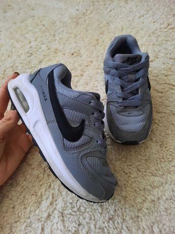 Кожаные кроссовки Nike Air Max, р. 28