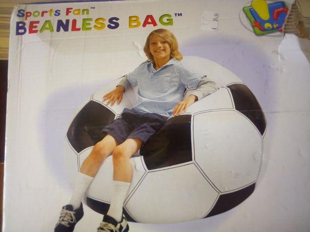 Надувной мяч кресло