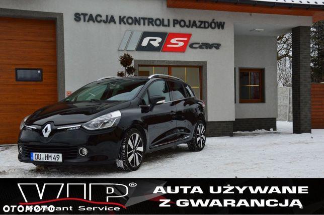 Renault Clio 0,9 TCe Benzyna 90KM Navi, Tempomat, System START STOP, Ks. serwis