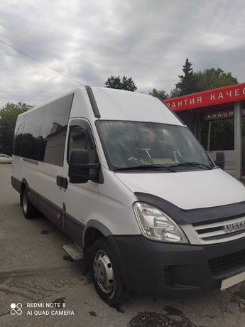 Iveco Daily Euro 4