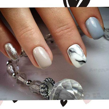 Маникюр Наращивание ногтей Таирова