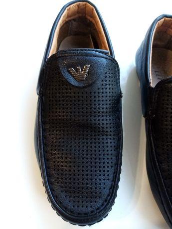 Туфли школьные классические, обувь для мальчика