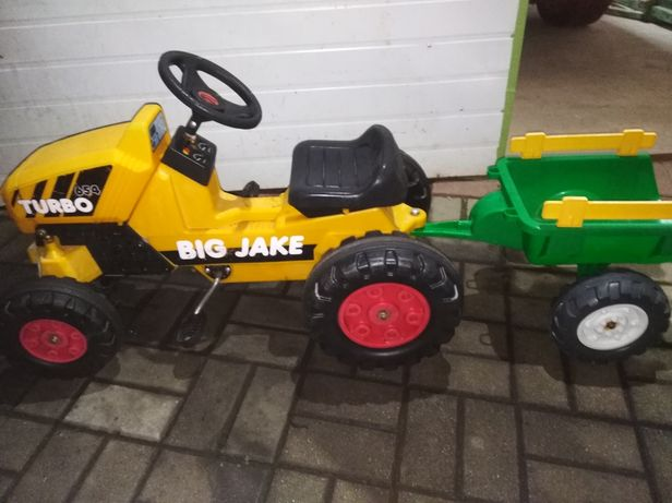 Traktorek BIG JAKE