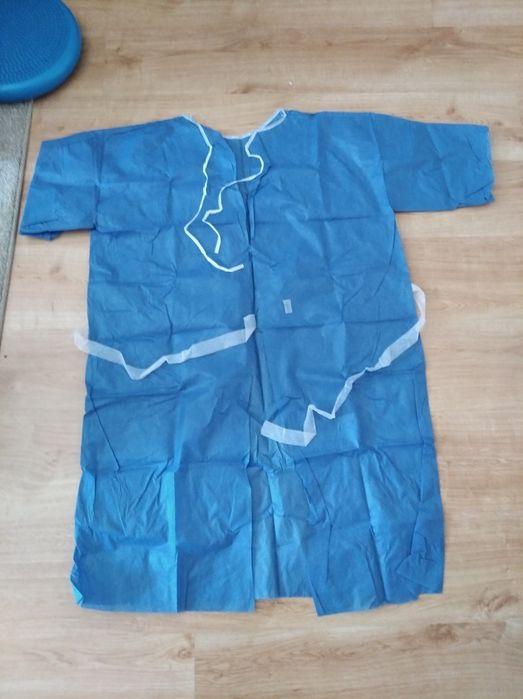 Nowa koszula jednorazowa do operacji/ porodu Wrocław - image 1