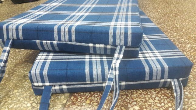 Изготовление подушек для поддонов, пошив чехлов на матрас